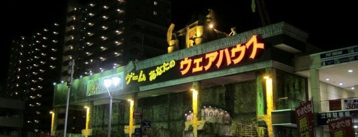 サンサーカス 市川店 is one of beatmania IIDX 設置店舗.