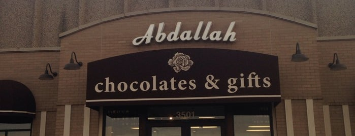 Abdallah Chocolate is one of Steph's Frequent Hangs.