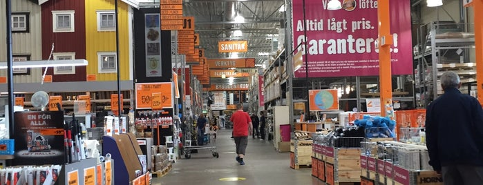 Hornbach is one of GBG Stores.