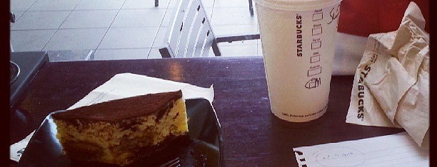 Starbucks is one of Makan @ Utara #7.