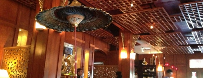 Royal Thai is one of DFW -More Great Food.