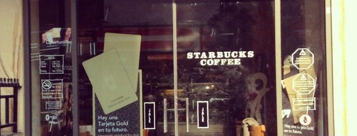 Starbucks is one of CDMX e Oaxaca.