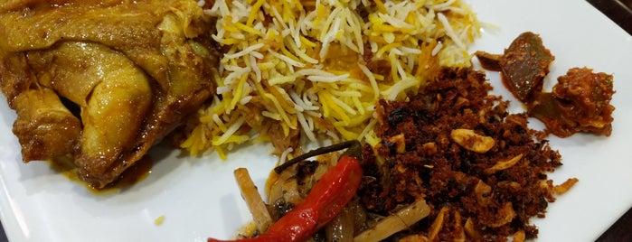 Rangoon Spoon is one of Food.