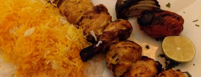Ravagh Persian Grill is one of NY to do - food.