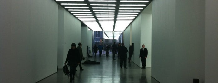 White Cube is one of London, baby!.
