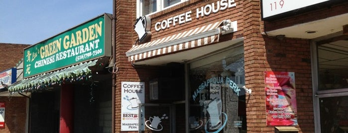 Massapequa Perk is one of Top picks for Coffee Shops.