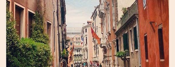 Campo Santa Marina is one of Italis.
