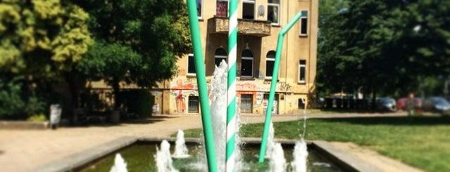 La Fontana is one of Bars + Restaurants.