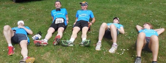 Jogging du Buchet is one of Run !.