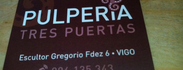 Pulperia Tres Puertas is one of Comida/cena.