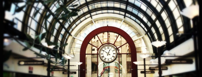 Crocker Galleria is one of Shopping & Gifts.