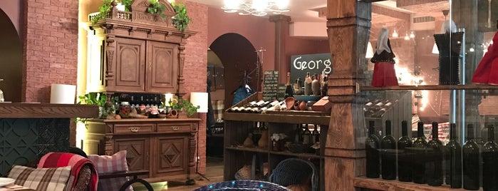 Georgian's is one of Explore St.Petersburg.