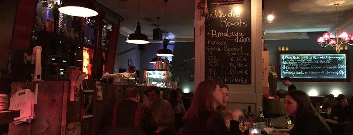GIOIA – Freude am Essen is one of Barometer Frankfurt 2014 - Teil 1.