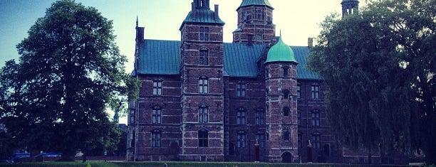Kongens Have is one of Copenhagen.