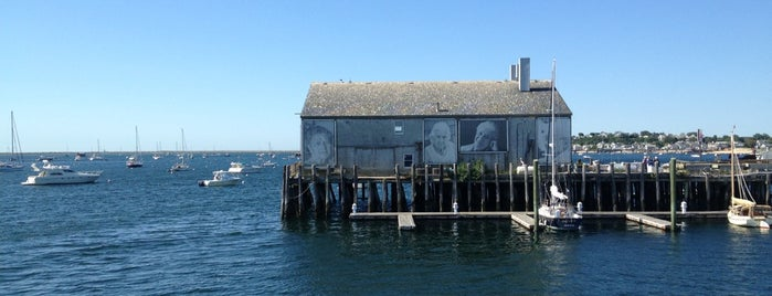 MacMillan Pier is one of Provincetown.
