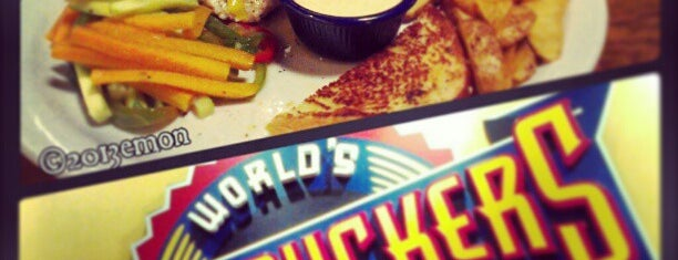 Fuddruckers is one of Dubai Food 6.