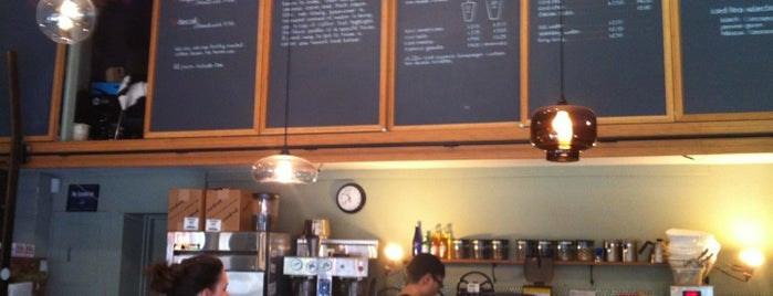 Joe is one of New York best coffee shops: the ultimate list.