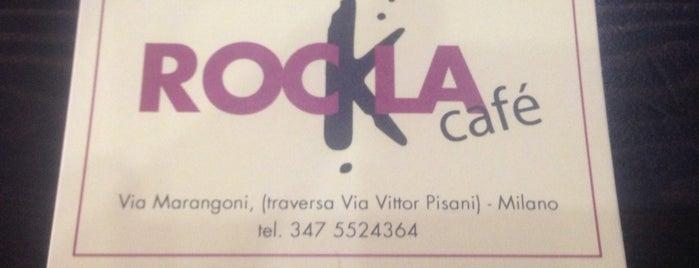 Rockla Cafè is one of Colazione vegan a Milano e dintorni.