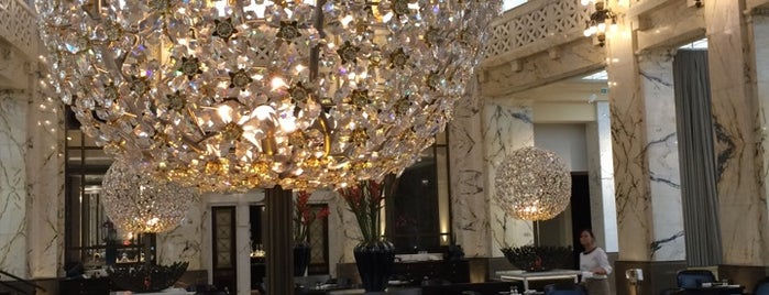 Park Hyatt Vienna is one of T+L's Definitive Guide to Vienna.