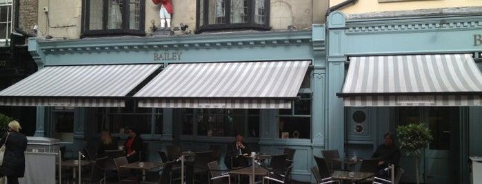 Bailey Bar Dublin is one of Dublin Literary Pub Crawl.