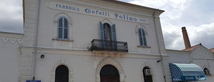 Confetti Pelino is one of Cibo.