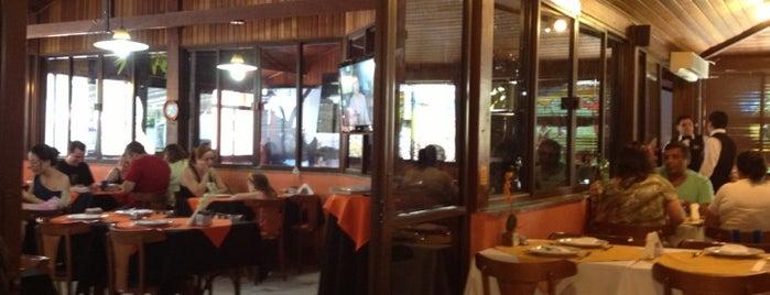 Restaurante Toca da Traíra is one of 20 favorite restaurants.