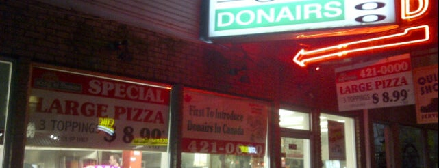 King of Donair is one of Halifax, NS.