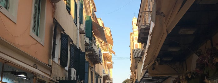 Corfu Town is one of Part 3 - Attractions in Europe.