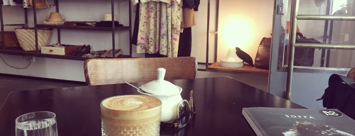 BOHO Cafe&Store is one of Café.