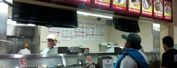 King Taco Restaurant is one of california.