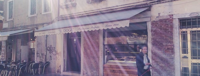 Gelateria Il Doge is one of The 15 Best Places for Desserts in Venice.