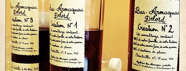Armagnac Delord is one of To Do while inArmagnac.
