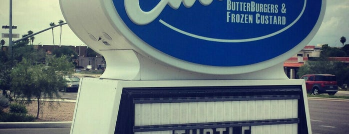 Culver's is one of The 15 Best Places for Milkshakes in Tucson.