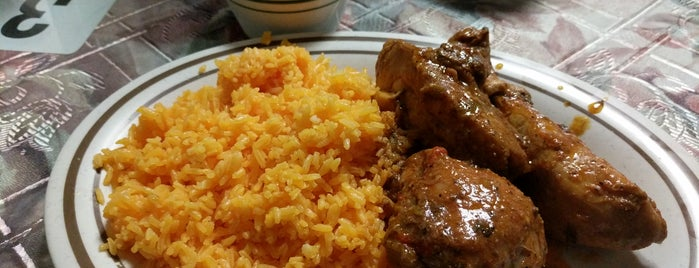 Latin American Restaurant is one of The 15 Best Places for a Goat in New York City.