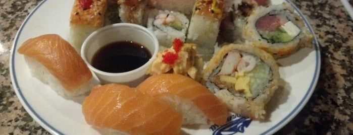 Formosa Seafood Buffet is one of Places to eat in INDY.