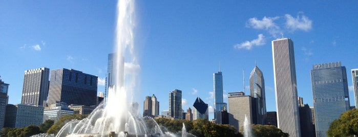 Grant Park is one of The 15 Best Places for Picnics in Chicago.
