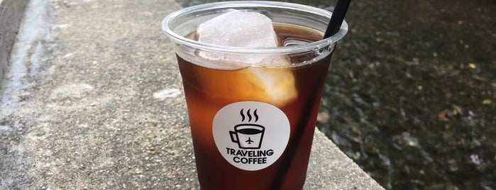 TRAVELING COFFEE is one of Coffee Excellence.