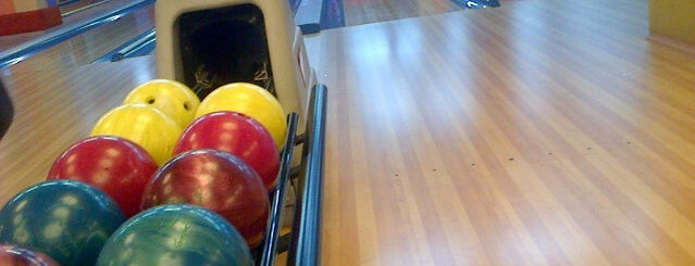 Wood Bowling is one of Atasehir'de yaşam.