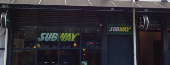 SUBWAY is one of Fast Food Tour Around Penang Island!!.