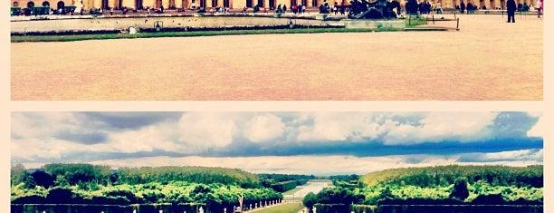 Palácio de Versalhes is one of Europe.