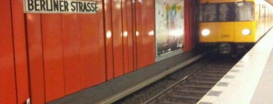 U Berliner Straße is one of U-Bahn Berlin.