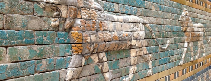 Pergamonmuseum is one of Berlin: What to do.