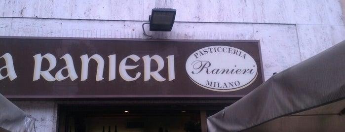 Pasticceria Ranieri is one of Brunch e merende - Milano.