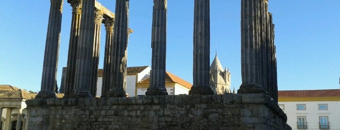 Évora is one of Cities in Portugal and Galicia.