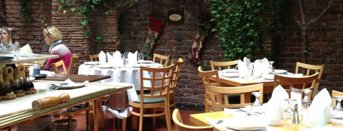 Il Cortile is one of New York.