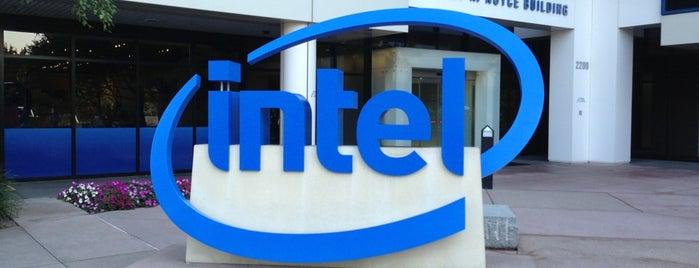 Intel is one of Viagem ao vale.