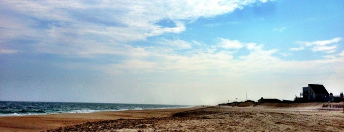 Quogue Beach is one of * Spots *.