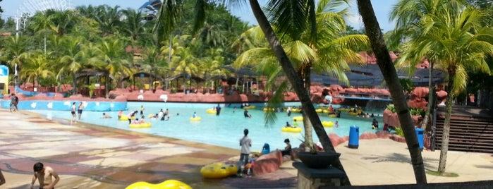 A'Famosa Water World is one of Melaka.