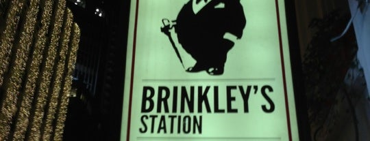 Brinkley's Station is one of New Bars to Try.