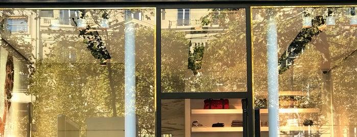 The Kooples is one of Paris Paris.